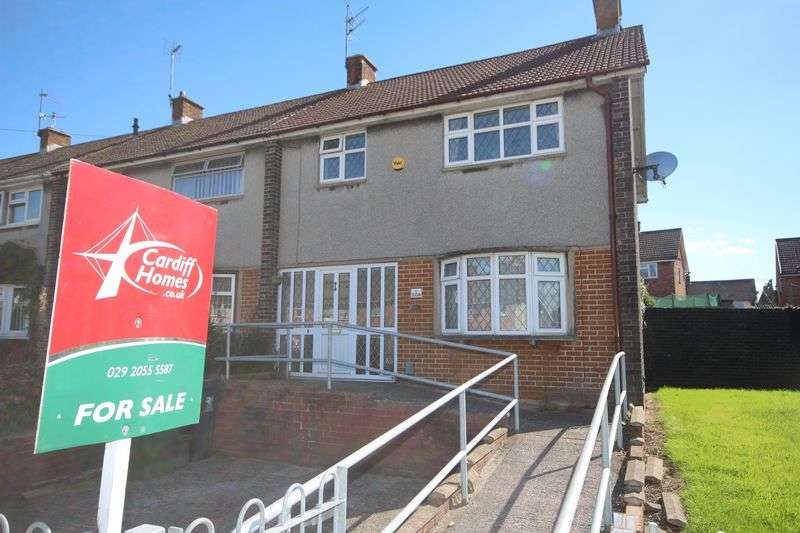 3 Bedrooms Terraced House for sale in Burnham Avenue, Cardiff