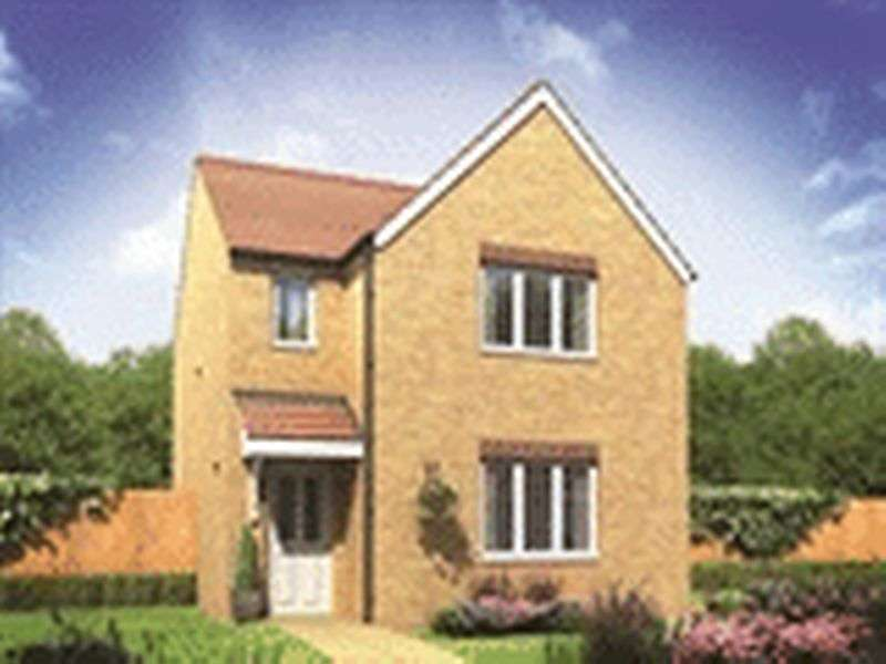 3 Bedrooms Detached House for sale in The Hatfield - Kingsbury Meadows, Wakefield