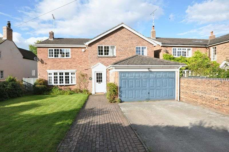 6 Bedrooms Detached House for sale in BROOK HOUSE, DUNSTALL NR BARTON