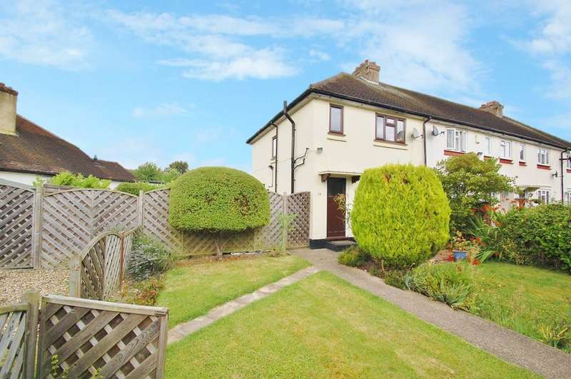 3 Bedrooms End Of Terrace House for sale in Plough Lane, Stoke Poges, SL2