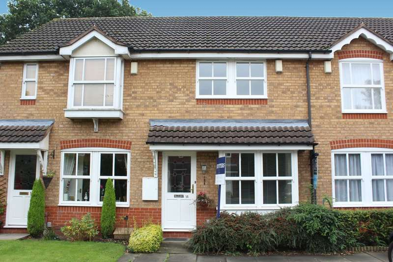 2 Bedrooms Terraced House for sale in Hawnby Grove, Walmley, B76 2BN