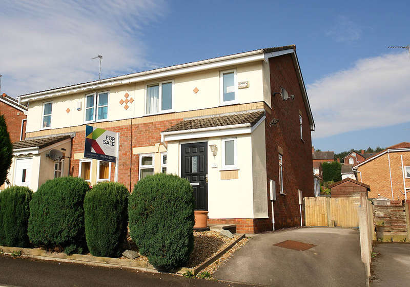 4 Bedrooms Semi Detached House for sale in 37 Moorwood Drive, Oldham