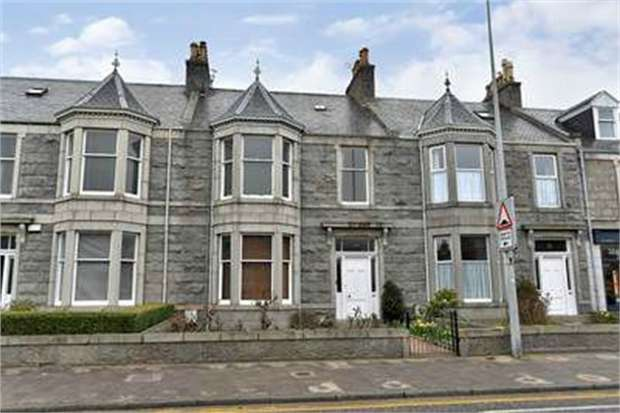 2 Bedrooms Flat for sale in Great Western Road, Aberdeen