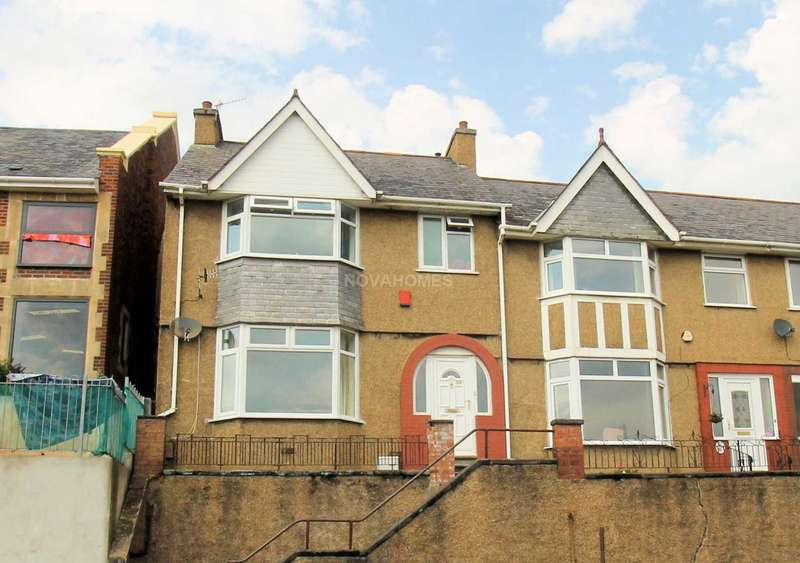 3 Bedrooms End Of Terrace House for sale in Old Laira Road, Laira, PL3 6DG