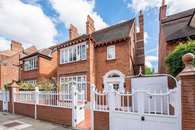 5 Bedrooms House for sale in Queen Annes Gardens, Bedford Park, W4