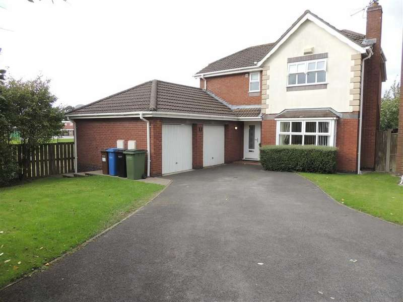 4 Bedrooms Property for sale in Lavenham Close, Hazel Grove, Stockport