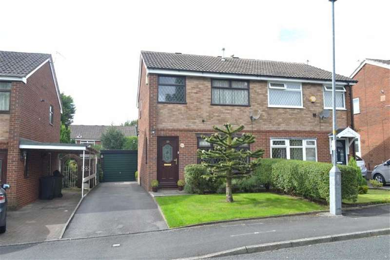 3 Bedrooms Property for sale in Ladysmith Road, Ashton-under-lyne, Lancashire, OL6