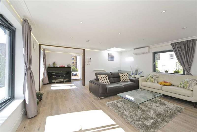 3 Bedrooms Property for sale in St James's Terrace Mews, St John's Wood, London, NW8