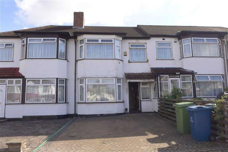 3 Bedrooms Property for sale in Shaldon Road, Edgware, Middlesex