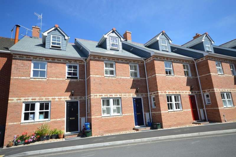 3 Bedrooms Property for sale in Weighbridge Mews South Street, Exmouth, EX8