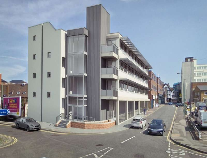 2 Bedrooms Flat for sale in Medway Street, Maidstone, ME14