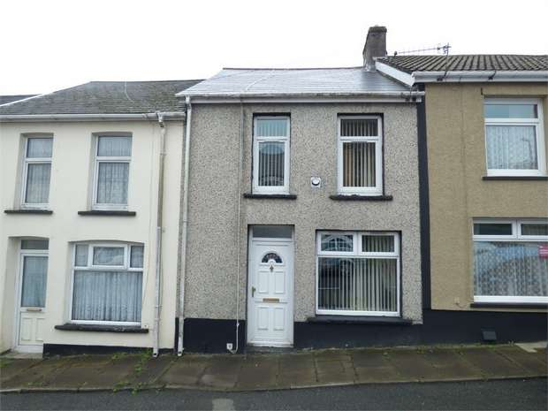 2 Bedrooms Terraced House for sale in Worcester Street, Brynmawr, Ebbw Vale, Blaenau Gwent