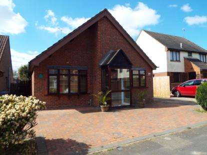 3 Bedrooms Bungalow for sale in Trimley St. Mary, Felixstowe, Suffolk