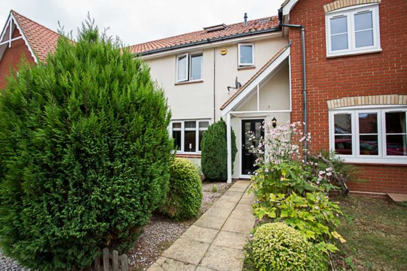 4 Bedrooms Terraced House for sale in Hazel Close, Noak Bridge