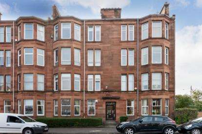 2 Bedrooms Flat for sale in Kings Park Road, Cathcart