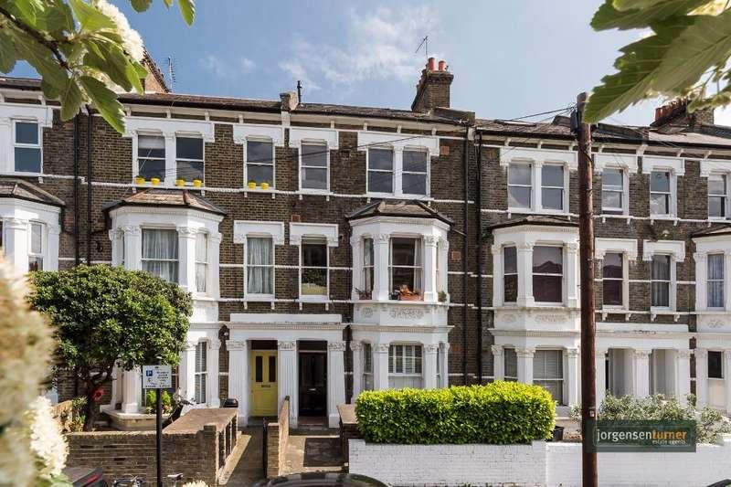 2 Bedrooms Flat for sale in Bradiston Road, London, W9 3HN