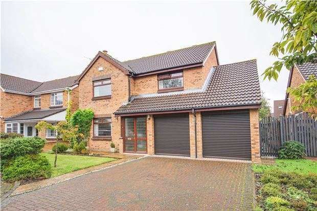 4 Bedrooms Detached House for sale in Dean Close, Hanham, BS15 3HU