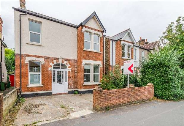 4 Bedrooms Detached House for sale in Park Lane, CARSHALTON, Surrey, SM5 3DX