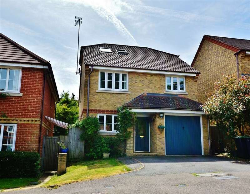 5 Bedrooms Detached House for sale in Stansted Mountfitchet