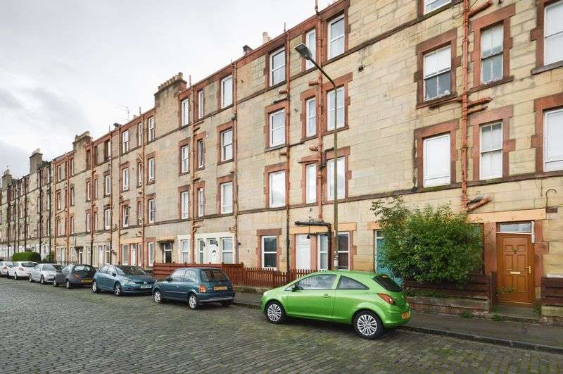 1 Bedroom Flat for sale in 13/3 Wheatfield Place, Gorgie, Edinburgh, EH11 2PE
