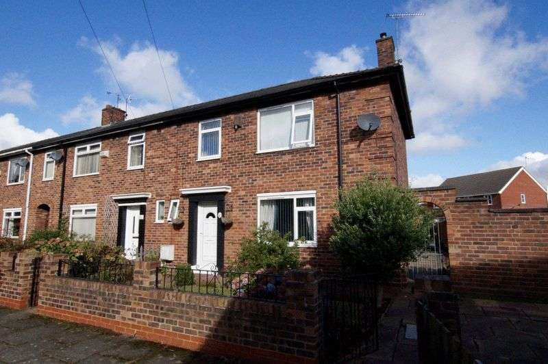 3 Bedrooms Terraced House for sale in Malvern Avenue, Ellesmere Port