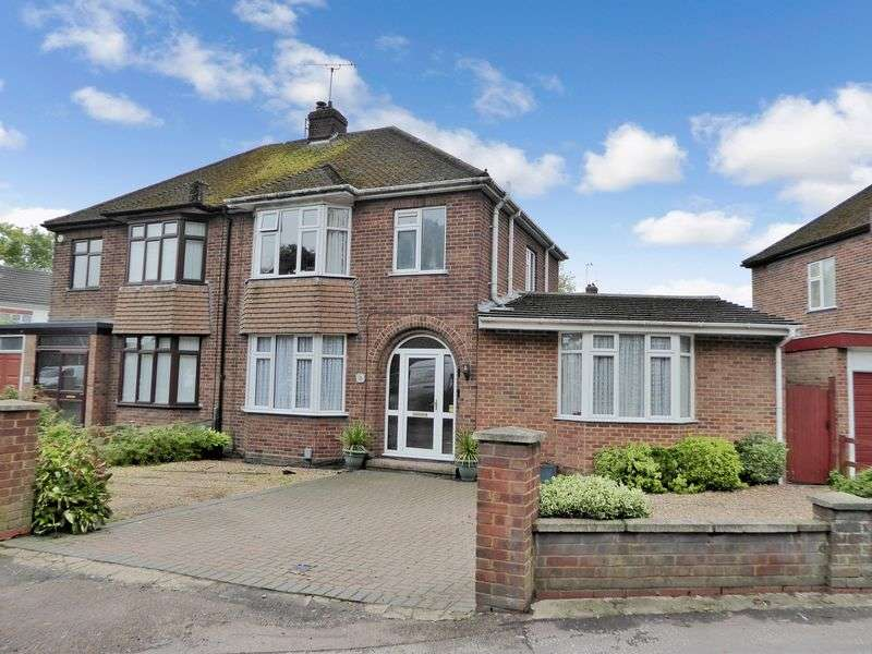 3 Bedrooms Semi Detached House for sale in Houghton Road, Dunstable