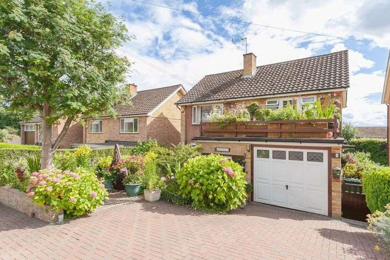 5 Bedrooms Detached House for sale in Downley