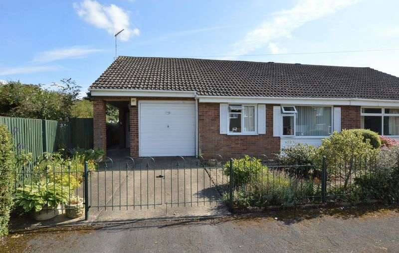 3 Bedrooms Semi Detached Bungalow for sale in Emmanuel Road, Stamford