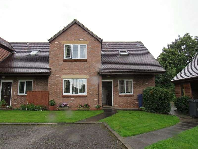 2 Bedrooms House for sale in Yew Tree Cottage,Risley Hall, Derby: Two bed, one bathroom, three reception rooms- retirement End of Terrace property