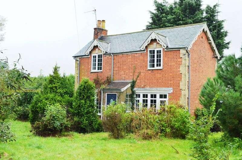 3 Bedrooms Detached House for sale in Vale Cottages, Kirmington Vale