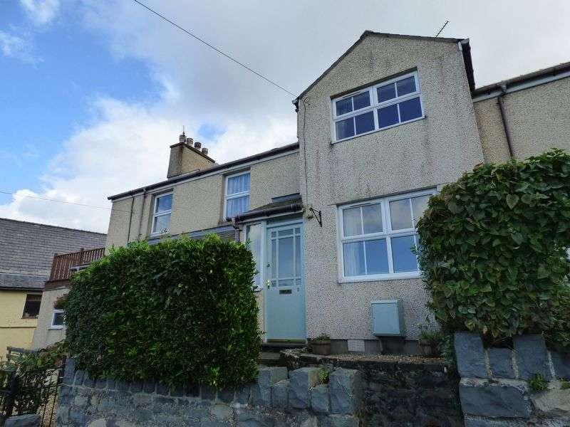 2 Bedrooms Terraced House for sale in Chapel Street, Penmaenmawr