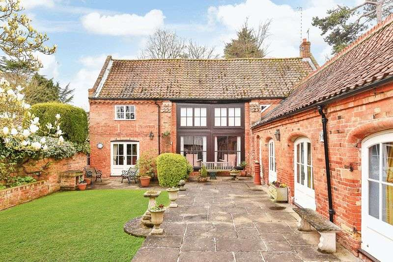4 Bedrooms Detached House for sale in The Barn, Goverton, Bleasby