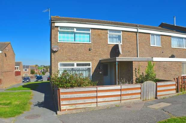 4 Bedrooms End Of Terrace House for sale in Sorrel Drive, Eastbourne, BN23