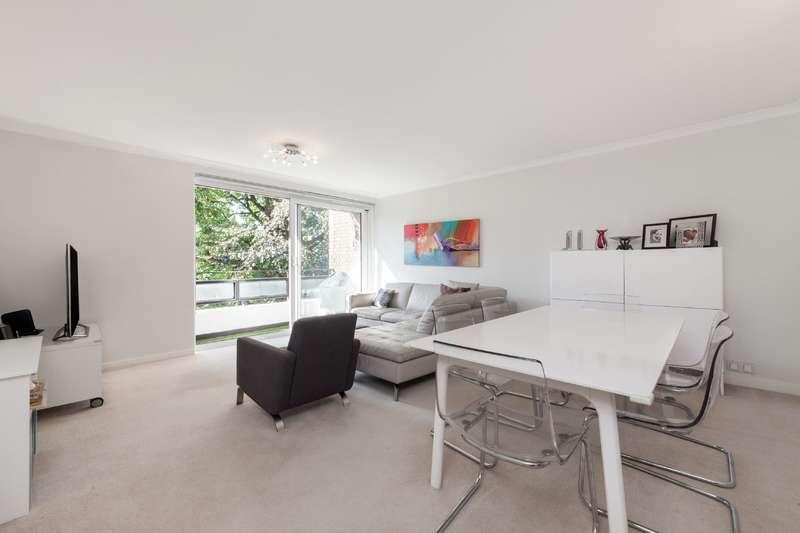 2 Bedrooms Flat for sale in Maresfield Gardens, Hampstead
