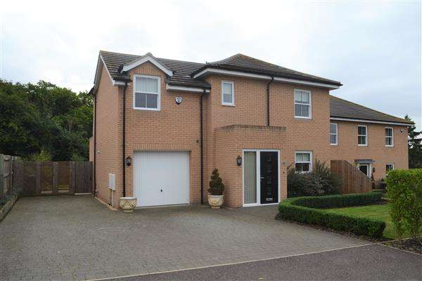 4 Bedrooms Detached House for sale in Ridgway, Papworth Everard