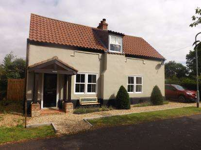 3 Bedrooms Detached House for sale in Church Close, Donington-On-Bain, Louth, Lincolnshire