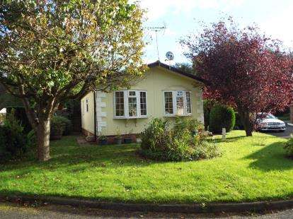 2 Bedrooms Mobile Home for sale in Hordern Park, Ball Lane, Coven Heath, Wolverhampton