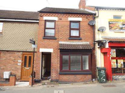 3 Bedrooms Terraced House for sale in Stoney Stanton Road, Coventry, West Midlands