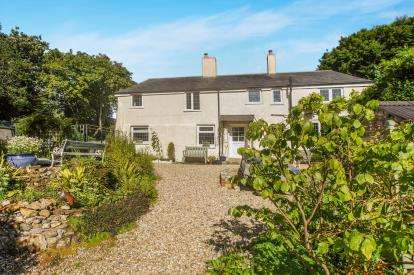 5 Bedrooms Detached House for sale in Morcombelake, Bridport, Dorset