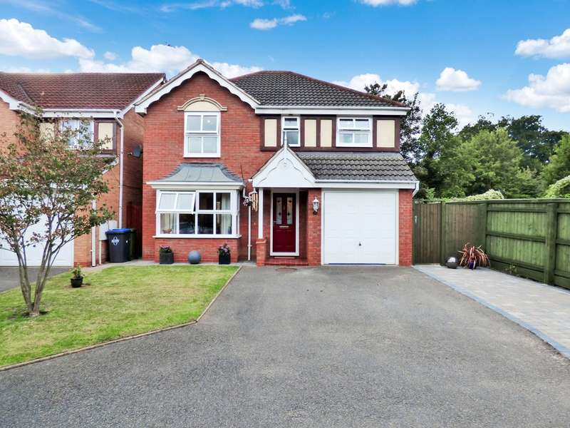 4 Bedrooms Detached House for sale in Poplar Grove, Ryton On Dunsmore