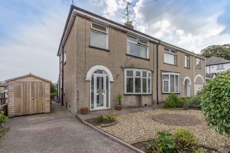 3 Bedrooms Semi Detached House for sale in 4 Meadow Road, Kendal
