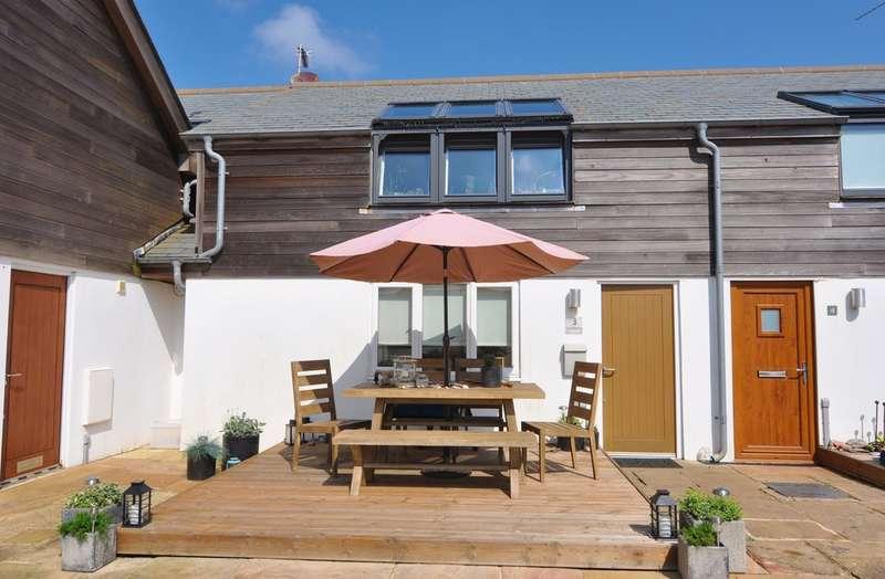2 Bedrooms Terraced House for sale in Bigbury On Sea, Kingsbridge, South Devon