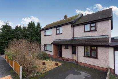 5 Bedrooms Detached House for sale in Bronant Estate, Trefnant, Denbigh, Denbighshire, LL16