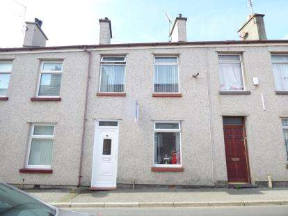 2 Bedrooms Terraced House for sale in Cybi Place, Holyhead, Sir Ynys Mon, LL65