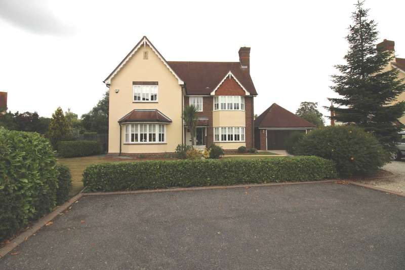 5 Bedrooms Detached House for sale in Compass Gardens, Burnham On Crouch