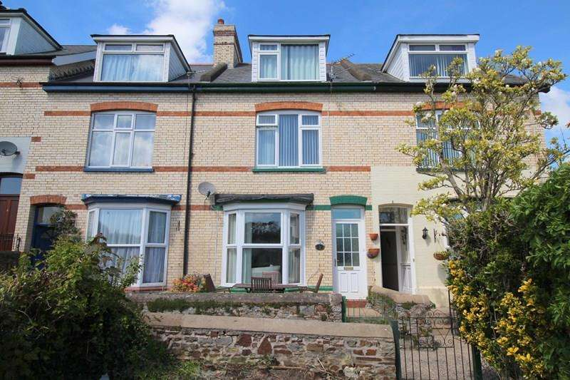 4 Bedrooms Town House for sale in Belle Vue Terrace, Bideford
