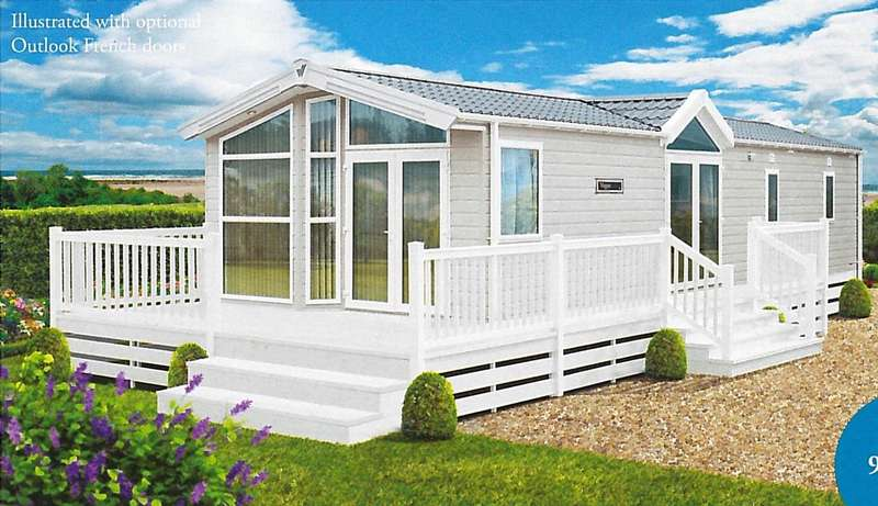 2 Bedrooms Bungalow for sale in Willerby Vogue, Burgh Road, Skegness