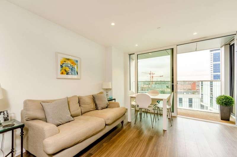 1 Bedroom Flat for sale in Buckhold Road, Wandsworth, SW18
