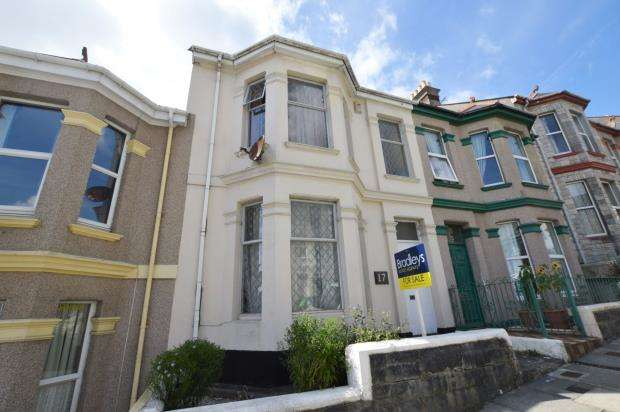3 Bedrooms Terraced House for sale in Cranbourne Avenue, Plymouth, Devon