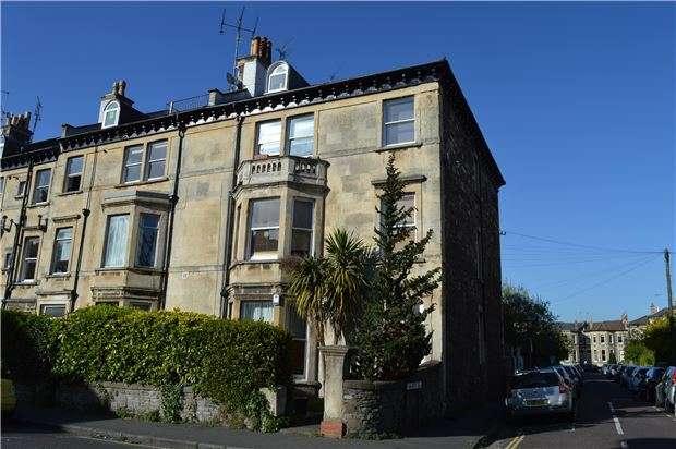 1 Bedroom Flat for sale in Hampton Road, Redland, Bristol, BS6 6HZ